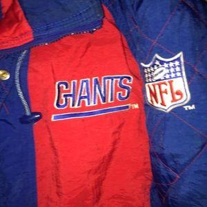 STARTER Jackets & Coats - New York Giants Starter Winter Jacket
